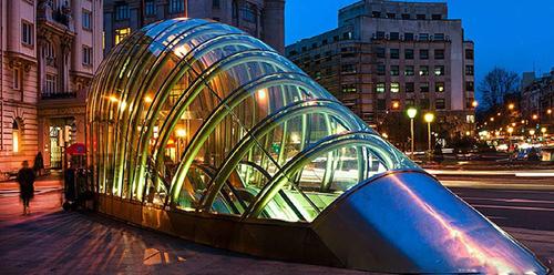 欧洲十大最靓地铁站