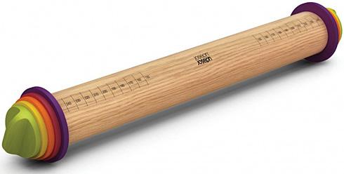 面点制作好工具 可测量的创意擀面杖