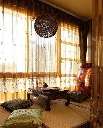 12款中式风格飘窗设计  营造古典雅致韵味
