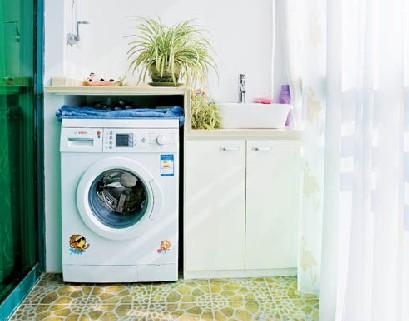 洗衣机摆放风水