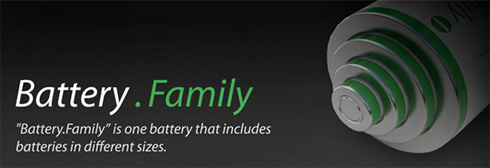 电池的一家:Battery.Family