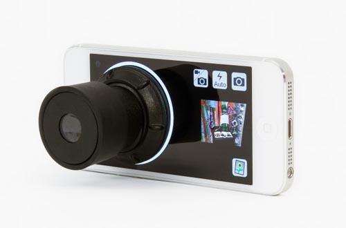 iPhone取景器