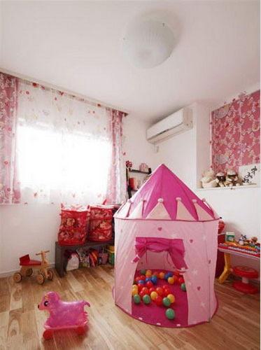 日式风格 8个日本小户型儿童房