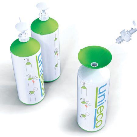 环保的创意家用瓶漏斗
