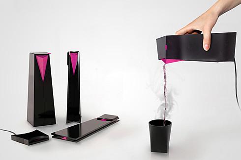 折叠电水壶