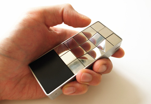 给盲人用的手机