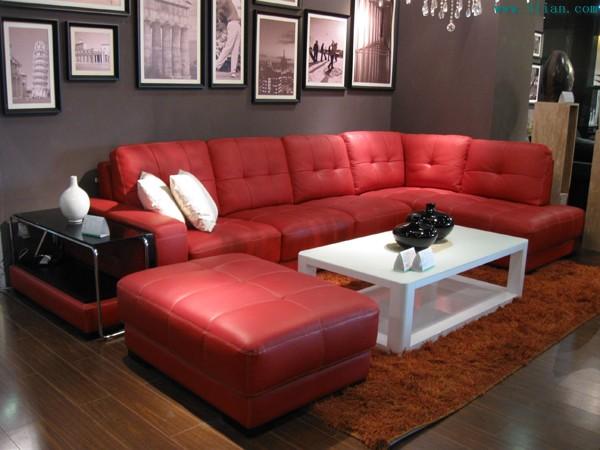 如何选购和保养真皮沙发