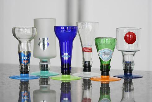 酒瓶变酒杯,暨酒瓶切割器:Kinkajou