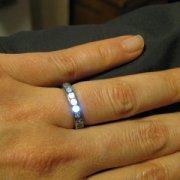 极客教你自制LED发光订婚戒指