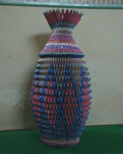 扑克牌花瓶