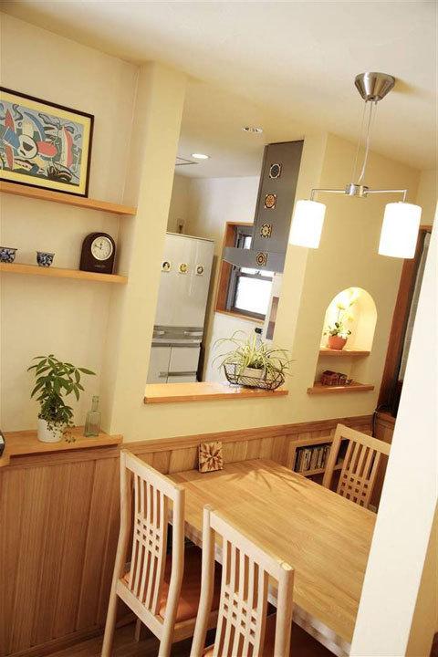 日本家庭主妇晒家 60平米5万元省钱实用装修