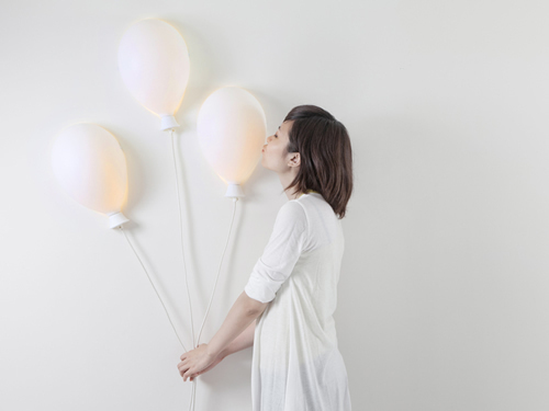 气球照明灯